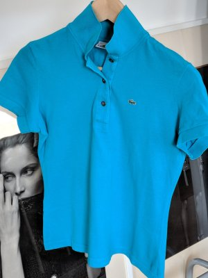 Lacoste Top Polo multicolore coton