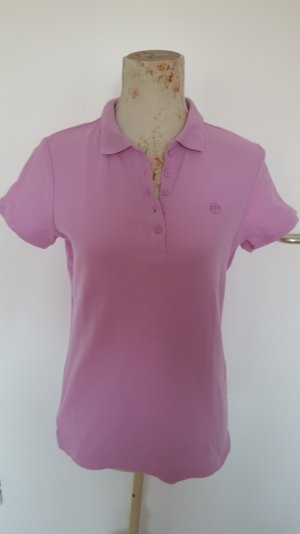 Polo-Shirt in rosa Gr. S