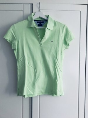 Tommy Hilfiger Camiseta tipo polo menta