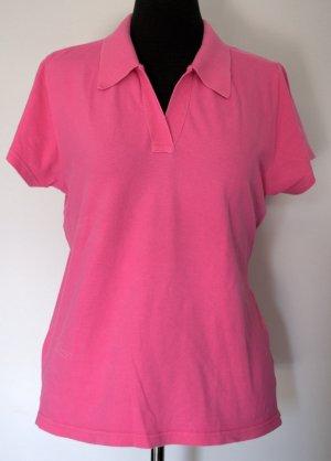 Polo-Shirt pink von Mangoon Größe 38