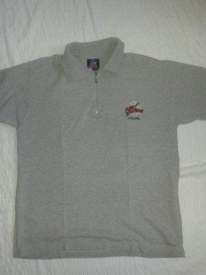 Polo Shirt * Planet Hollywood Cozumel * grau *