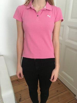 Polo-Shirt Puma rosa
