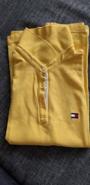 Tommy Hilfiger Polo Shirt yellow