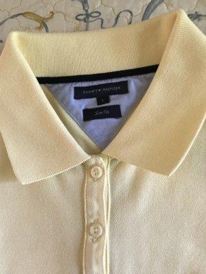 Polo-Shirt Tommy Hilfiger Gr. L(40) gelb