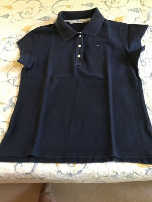 Polo-Shirt Tommy Hilfiger Gr. L (40) Navy