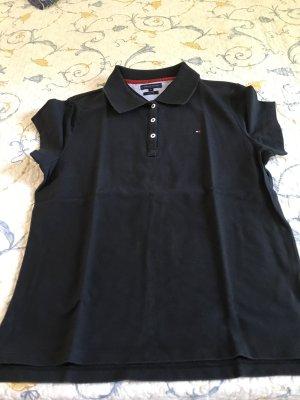 Polo-Shirt Tommy Hilfiger Gr. L(40) schwarz
