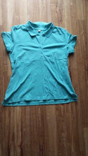 Polo Shirt türkis