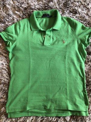 Polo Ralph Lauren Camiseta tipo polo verde