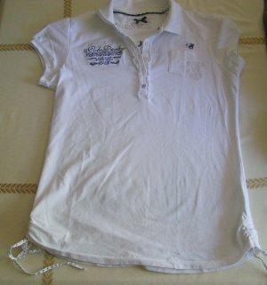 Polo-Shirt von Soccx, weiß, Größe L