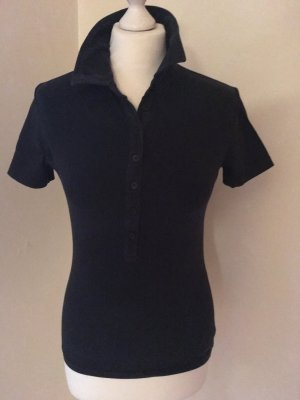 Blue Strenesse Polo shirt donkerblauw