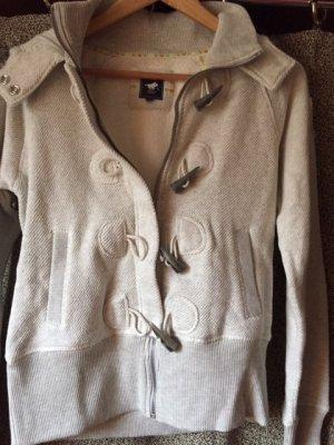 Polo sylt Veste chemise gris clair coton