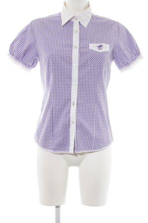 Polo sylt Camicia a maniche corte motivo a quadri stile casual