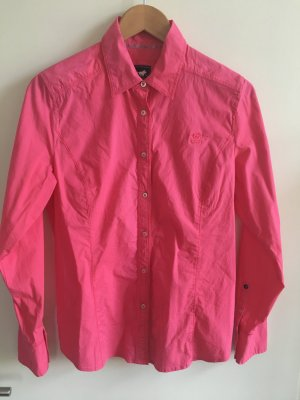 Polo sylt Long Sleeve Shirt pink cotton