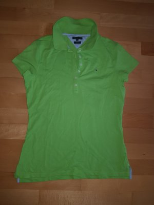 Tommy Hilfiger Polo Top meadow green