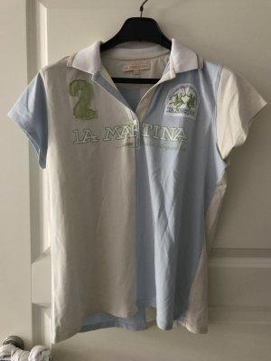 La Martina Polo shirt room-azuur
