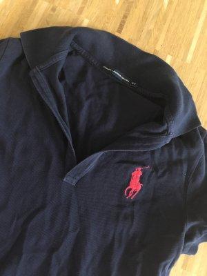 Ralph Lauren Sport Polotop blauw-roze