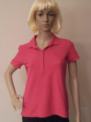 Polo shirt roze