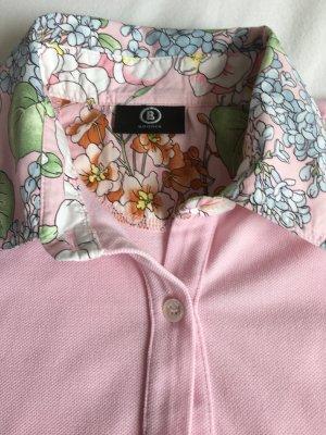 Polohemd Kurzarm rosa Bogner in Größe 38