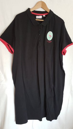 Polo Dress black