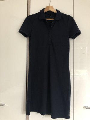 C&A Polo Dress dark blue-blue