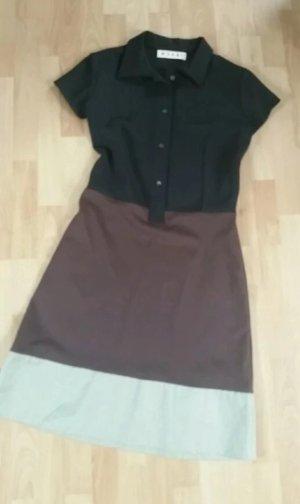 Marni Midi-jurk veelkleurig