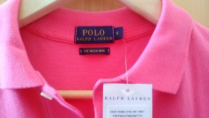 Polokleid Pink Polo Ralph Lauren The Mesh Mini S