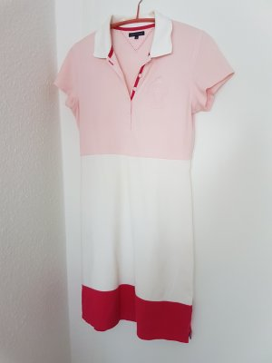 Tommy Hilfiger Polo Dress white cotton