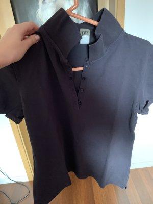 BC Polo shirt donkerblauw