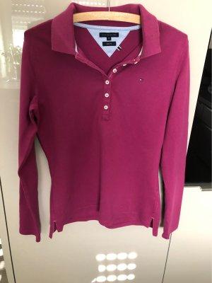 Tommy Hilfiger Polo Shirt violet
