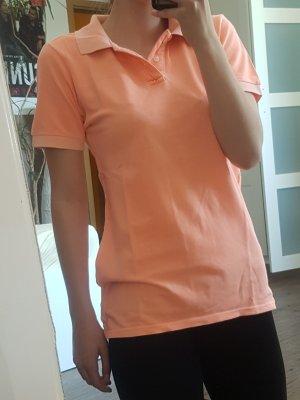 H&M Polo orange clair