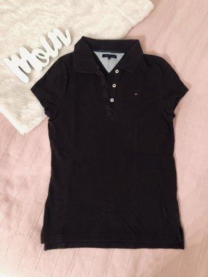 Tommy Hilfiger Polo Shirt brown-dark brown
