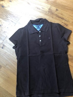 Tommy Hilfiger Polo Shirt dark brown