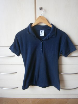 Adler Polo Shirt dark blue-blue
