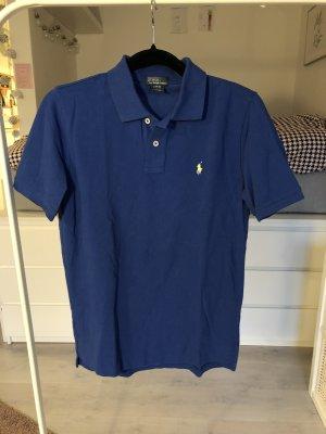 Poloshirt blau Polo Ralph Lauren basic