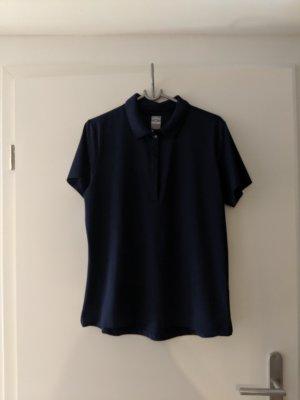 Polo shirt donkerblauw