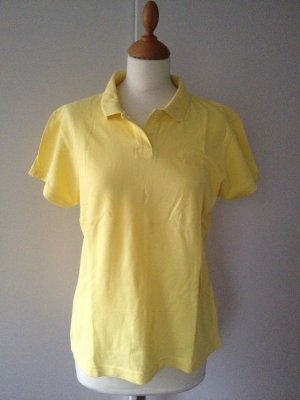 Champion Polo Shirt yellow