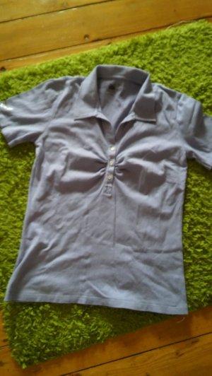 Poloshirt flieder Größe L ungetragen von Trigema