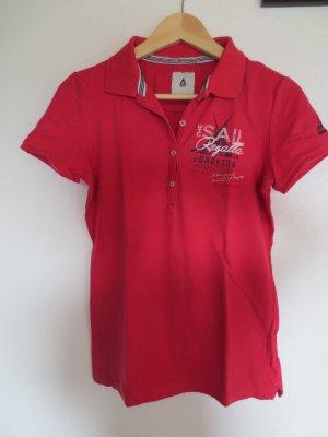 Poloshirt Gaastra, Gr. 36, rot, nur 1xgetragen