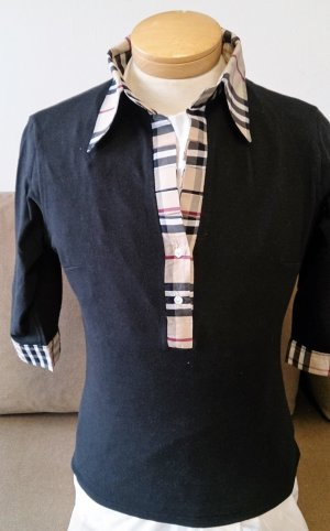Poloshirt Gigi San Remo, Karodetails Größe 40