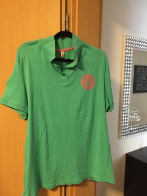 Poloshirt Gr. 48/50 von Sheego