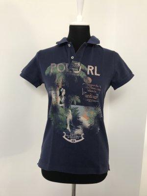 Poloshirt Gr. M dunkelblau