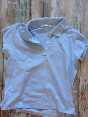 Tommy Hilfiger Polo Shirt baby blue-light blue