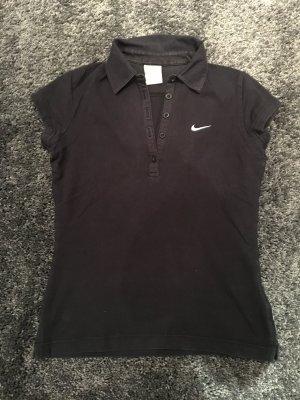 Poloshirt in schwarz von NIKE