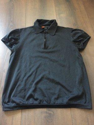 Poloshirt in schwarz von Y-3