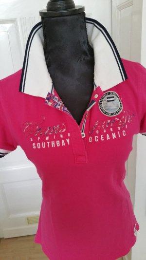 Poloshirt in tollem pink von Gaastra