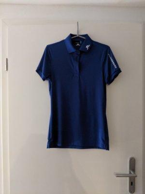 J.lindeberg Polo shirt blauw