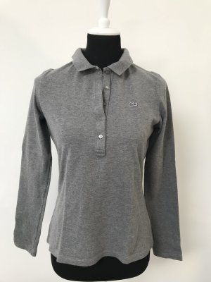 Poloshirt lacoste grau Gr. 40
