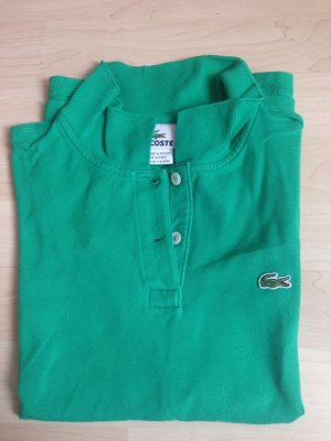Poloshirt lacoste grün