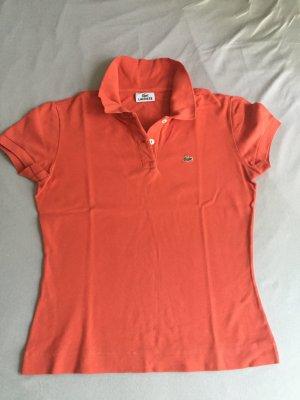 Poloshirt Lacoste in orange