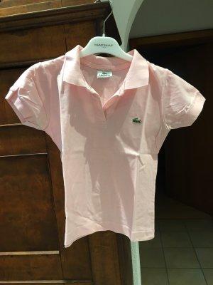 Poloshirt Lacoste rosa